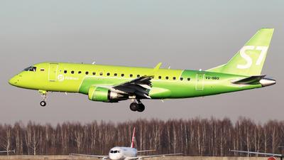 VQ-BBO - Embraer 170-100SU - S7 Airlines
