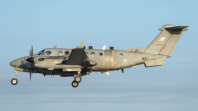 ZZ419 - Beechcraft 350ER Shadow R.1 - United Kingdom - Royal Air Force (RAF)