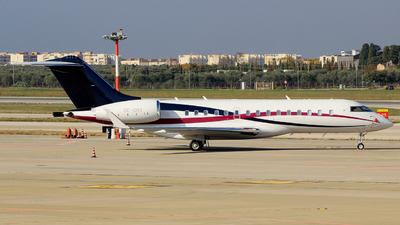 A picture of OKGRX - Bombardier Global 6000 -  - © Pampillonia Francesco - Plane Spotters Bari