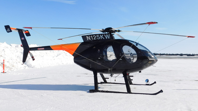 N125KW - MD Helicopters 369E - Private
