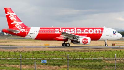 RP-C8977 - Airbus A320-216 - Philippines AirAsia