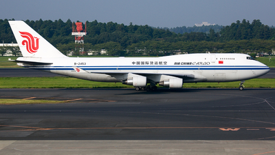 B-2453 - Boeing 747-412(BCF) - Air China Cargo