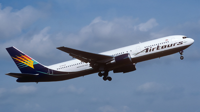 G-DAJC - Boeing 767-31K(ER) - Airtours International Airways