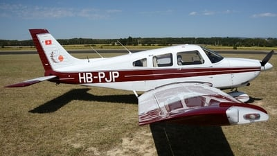 A picture of HBPJP - Piper PA28181 - [2890183] - © Xevi