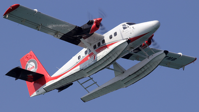 8Q-TMB - De Havilland Canada DHC-6-300 Twin Otter - Trans Maldivian Airways