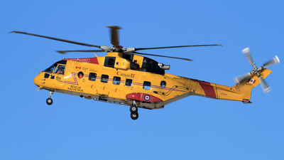 149911 - Agusta-Westland CH-149 Cormorant - Canada - Royal Air Force