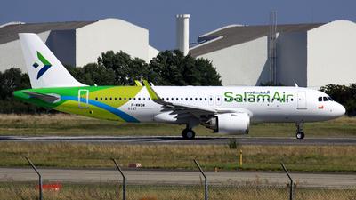F-WWDM - Airbus A320-251N - SalamAir