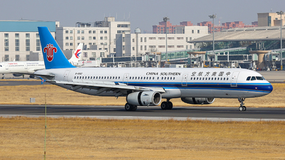 B-6912 - Airbus A321-231 - China Southern Airlines