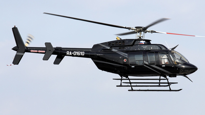 RA-01610 - Bell 407 - Private