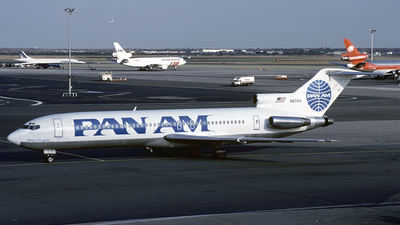 N371PA - Boeing 727-295 - Pan Am