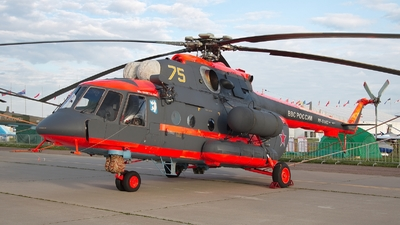 RF-04413 - Mil Mi-8AMTSh Hip - Russia - Air Force