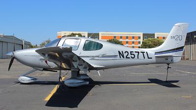 N257TL - Cirrus SR20-G3 GTS - JATO Aviation