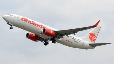 9M-LNQ - Boeing 737-8GP - Malindo Air