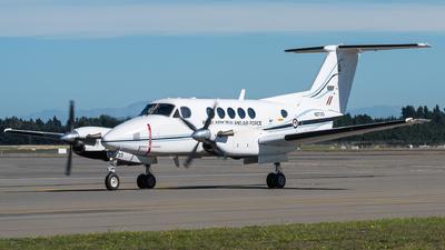 A picture of NZ7123 - Beech B200 Super King Air - [BB1945] - © P&H