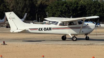4X-DAM - Reims-Cessna F172M Skyhawk II - FN Aviation