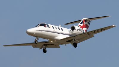 A picture of GKION - Cessna 525 CitationJet CJ1 - [5250292] - © José M Deza