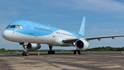 G-OOBD - Boeing 757-28A - TCS Expeditions (Thomson Airways)