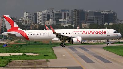 A6-ATD - Airbus A321-251NX - Air Arabia