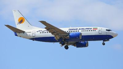 EP-RBC - Boeing 737-524 - Taban Air