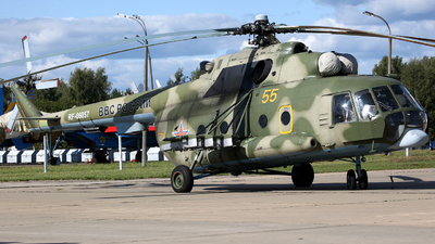 RF-06057 - Mil Mi-8MT Hip - Russia - Air Force