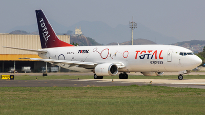 PS-TLA - Boeing 737-45D(SF) - Total Linhas Aéreas