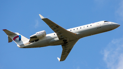 RA-67230 - Bombardier CRJ-200LR - Severstal Air Company