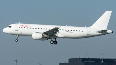 A picture of 9HAHS - Airbus A320214 - Air Malta - © Gerhard Zant
