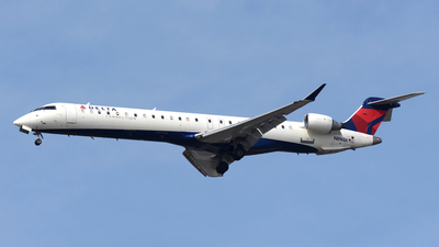 N896SK - Bombardier CRJ-900LR - Delta Connection (SkyWest Airlines)