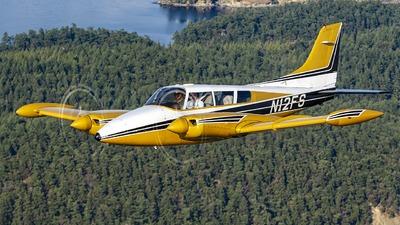 A picture of N12FS - Piper PA30 Twin Comanche - [301226] - © Lyle Jansma