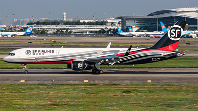 B-1378 - Boeing 757-223(PCF) - SF Airlines