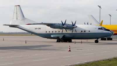 UR-CBG - Antonov An-12BP - Cavok Air