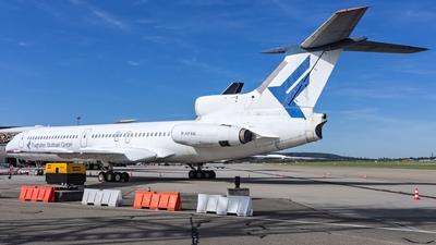 D-AFSG - Tupolev Tu-154B-2 - Germany - Bundesamt für Flugsicherung