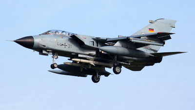 44-21 - Panavia Tornado IDS - Germany - Air Force