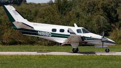 N181BD - Beechcraft B60 Duke - Private