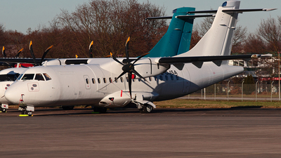 2-GJSA - ATR 42-500 - Flair Aviation