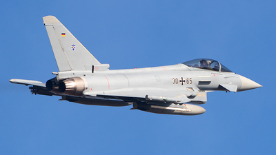 30-65 - Eurofighter Typhoon EF2000 - Germany - Air Force