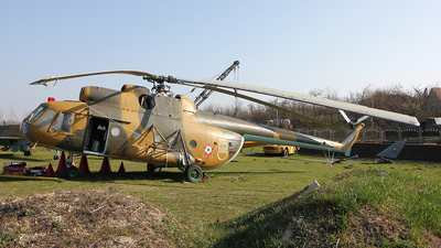 036 - Mil Mi-8T Hip - Hungary - Air Force