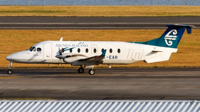 ZK-EAR - Beech 1900D - Air New Zealand Link (Eagle Airways)
