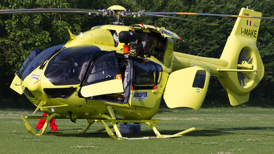 I-MAKE - Airbus Helicopters H145 - Elifriulia