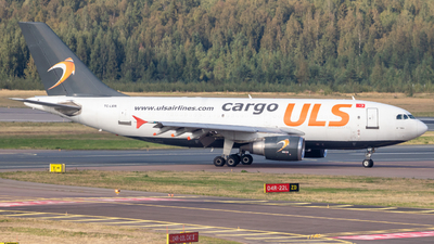 A picture of TCLER - Airbus A310308(F) - ULS Airlines Cargo - © Anujan Anton Jerad -aj-aviation-spotter