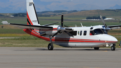 C-FCZZ - Rockwell 690A Turbo Commander - Conair Aviation