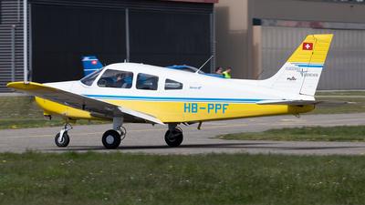 A picture of HBPPF - Piper PA28161 - [2842011] - © Alexandre Fazan