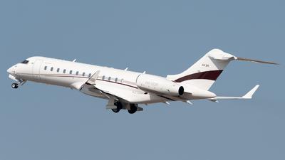 PR-VDR - Bombardier BD-700-1A10 Global Express - Air Jet Taxi Aereo
