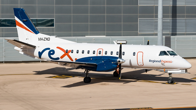 A picture of VHZXQ - Saab 340B - Regional Express - © Andrew Lesty