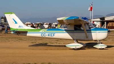 CC-KEF - Cessna 150K - Club Aereo de San Fernando