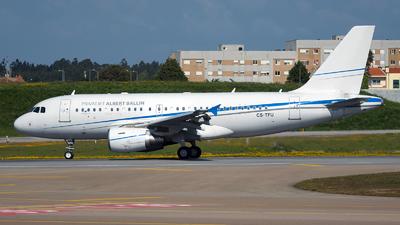 CS-TFU - Airbus A319-115(LR) - White Airways