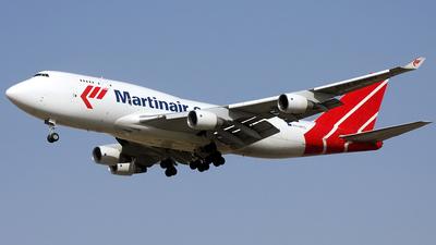 PH-MPQ - Boeing 747-412(BCF) - Martinair Cargo