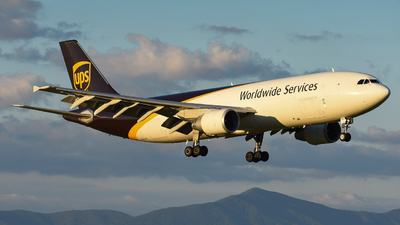 N141UP - Airbus A300F4-622R - United Parcel Service (UPS)