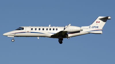 C-GPDB - Bombardier Learjet 45 - Sunwest Aviation