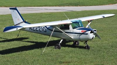 N22210 - Cessna 150 - Private